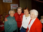 Hi Blue-Grassers,  A few weeks ago I was at   a community event in Blue   Grass and met up with   some very dear ladies
