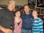 Jeff, Leslie, Terry, Shelley