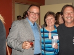 Ron Leedham, Shelley Kimble, Tom Williams